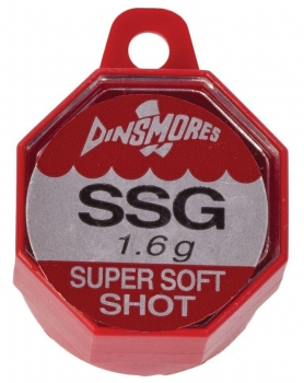 Dinsmores Super Soft Single Shot Klemmblei 1,2g