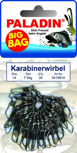 big bag karabinerwirbel